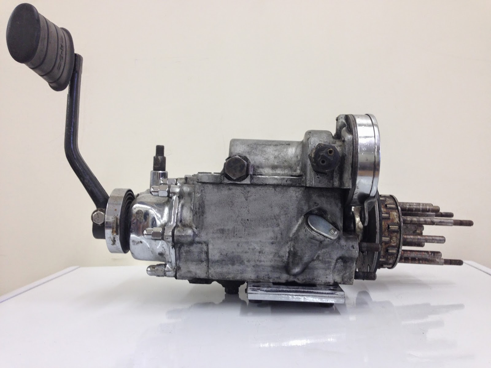 Squares Beware 4 Speed Ratchet top transmission for sale
