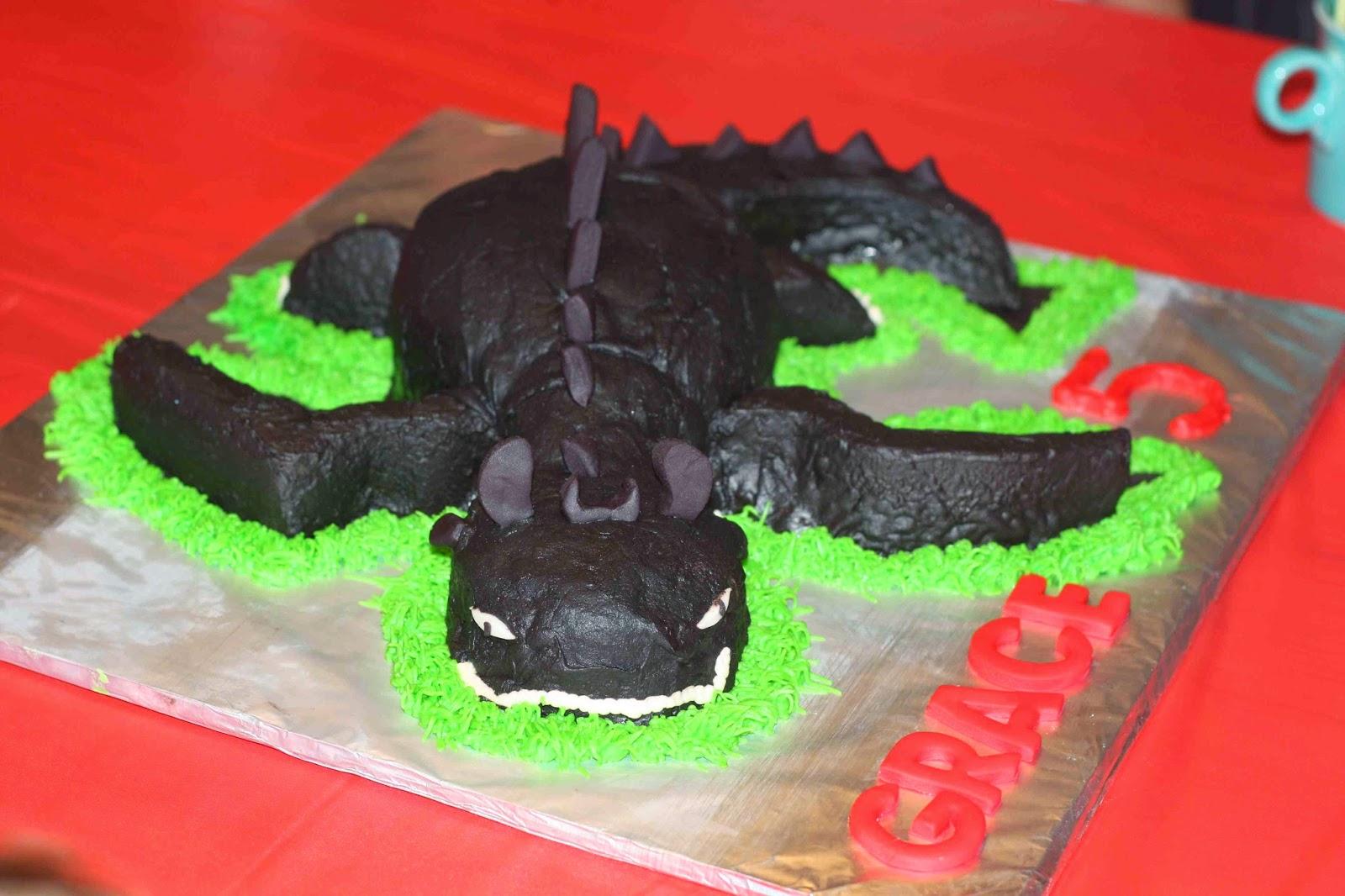 Life in Dar: March 1, 2014 - Dragon Birthday!