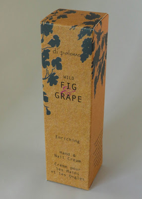 di palomo wild fig and grape hand and nail cream