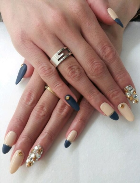 Nail Designs Oval Nail Art Designs