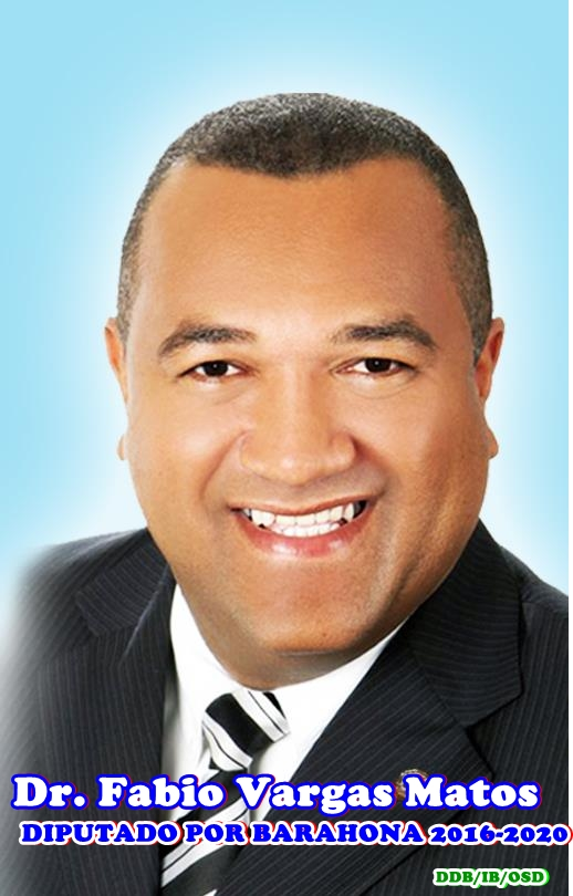 DIPUTADO PROVINCIA DE BARAHONA 2016-2020