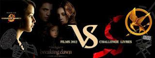 Challenge ''Livres VS Films 2012''