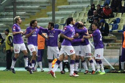 Parma Fiorentina 2-2 highlights sky