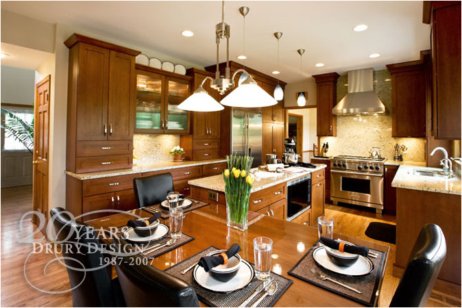 Transitional kitchen ideas simple home architecture design for Transitional kitchen ideas
