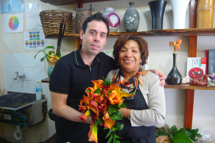 Workshop de Arte Floral de Buques .
