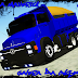 Mercedes-Benz 1518 No Chapeu Virado