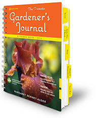 Get your 2016 Toronto Gardener's Journal