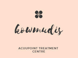 KOWMUDIS Acuupoint treatment centre