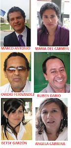 EQUIPO DE TRABAJO PLAN LECTOR