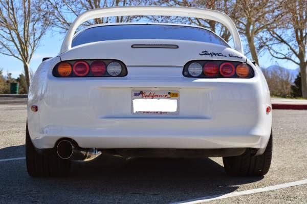 1994 Toyota Supra Twin Turbo Auto Restorationice