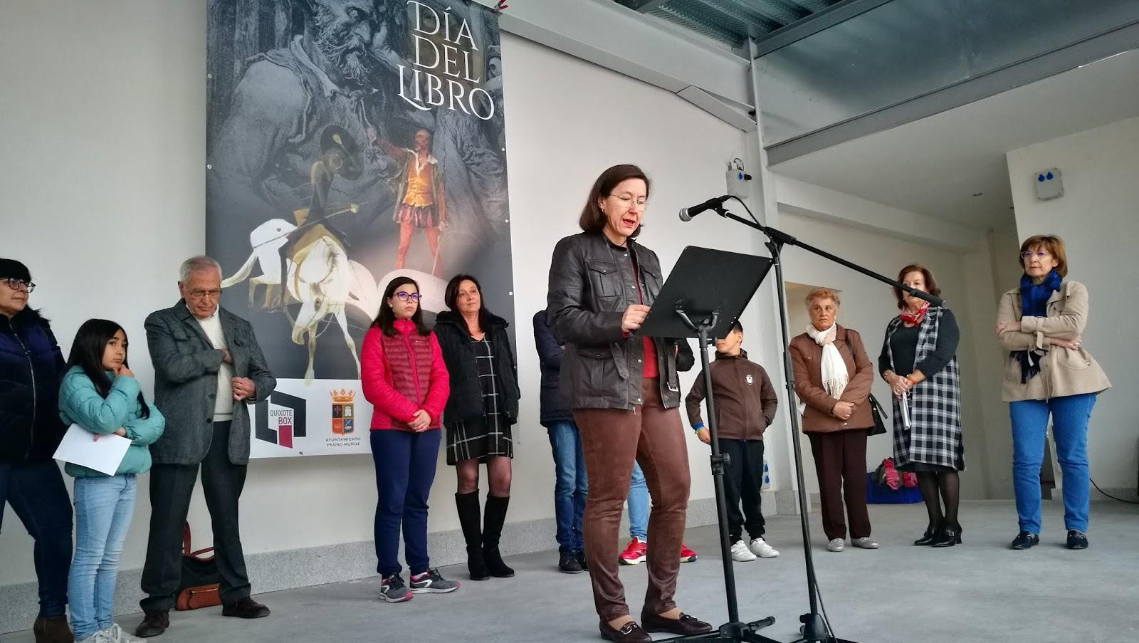 Día del Libro: Pedro Muñoz