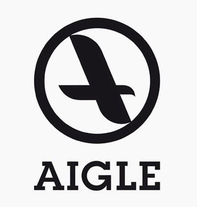 La marque Aigle à Ingrandes sur Vienne