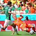 Adiós mundialista: El sueño del quinto partido se esfumó en un choque lleno de emociones