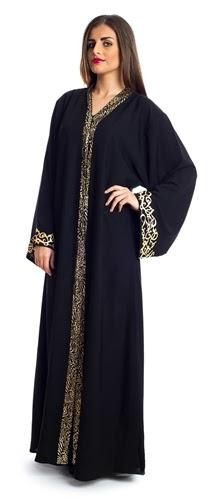 Khaleeji Abaya