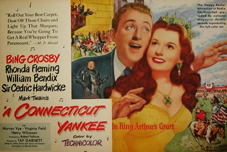 A Vintage Nerd, Classic Film Blog, Vintage Blog, Time Traveling Movies