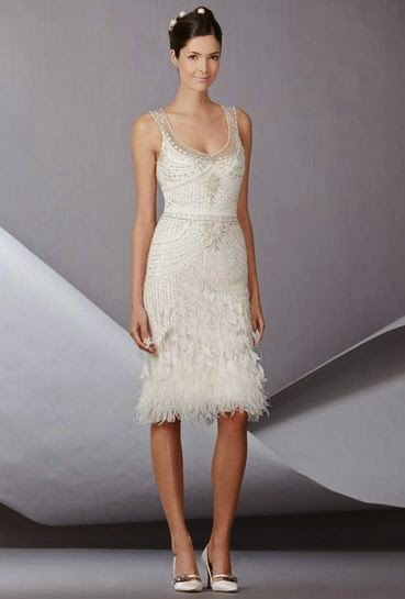 Những tuyệt phẩm váy ngắn đẹp nhất cho cô dâu mùa hè