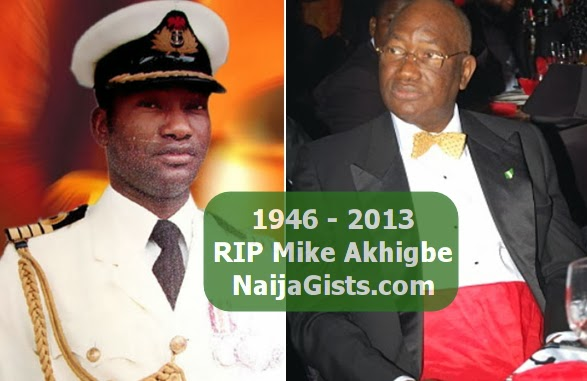 Mike Akhigbe Is Dead