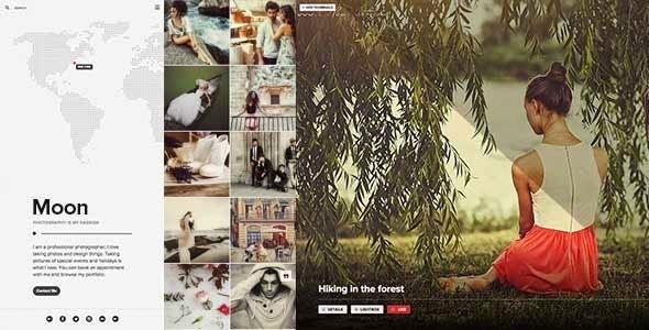Photography Portfolio, Blog & Shop for Creatives