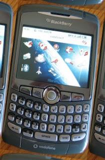 BlackBerry Curve 8310 Harga dan Spesifikasi