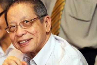 Kit Siang Hina Speaker Dewa Rakyat