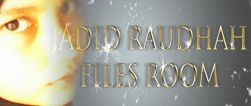 ! Jadid Raudhah Files room !