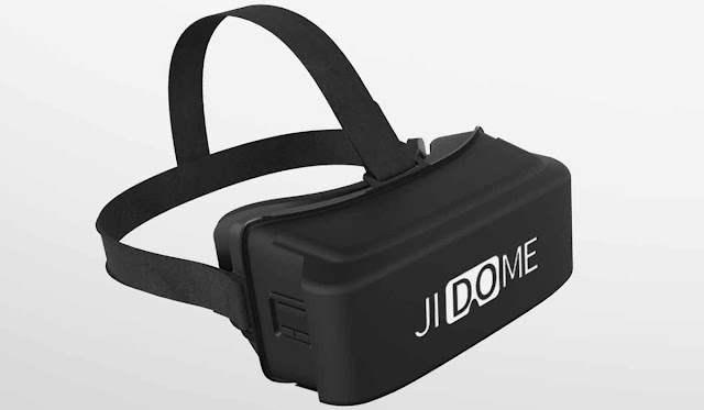 FiresVR Launches JiDome-1 ( New VR Headset )