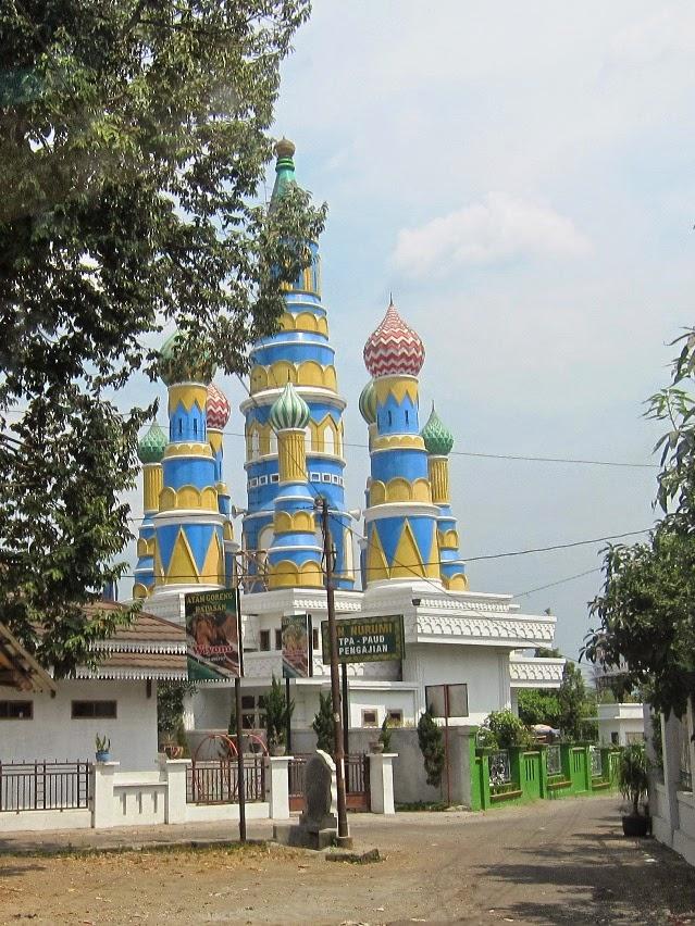 Jalan-Jalan: Trip ke Solo > Semarang > Magelang > Jogjakarta