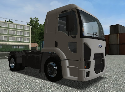 Ford Cargo 1932 & Ford Cargo 2012 Bitruck