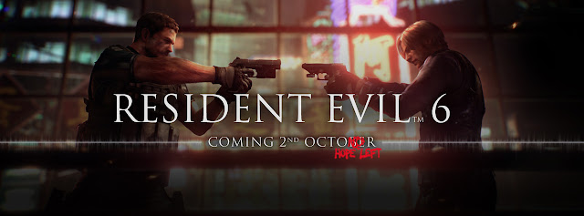 Resident Evil 6 HD Cover Game
