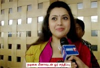 Actress Meena about her comeback to Tamil cinema