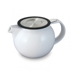 Forlife WholeLeaf 3-Cup (18 oz.) Teapot with Tea Infuser