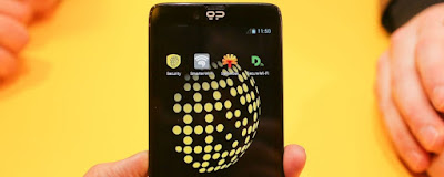El BlackPhone de GeeksPhone