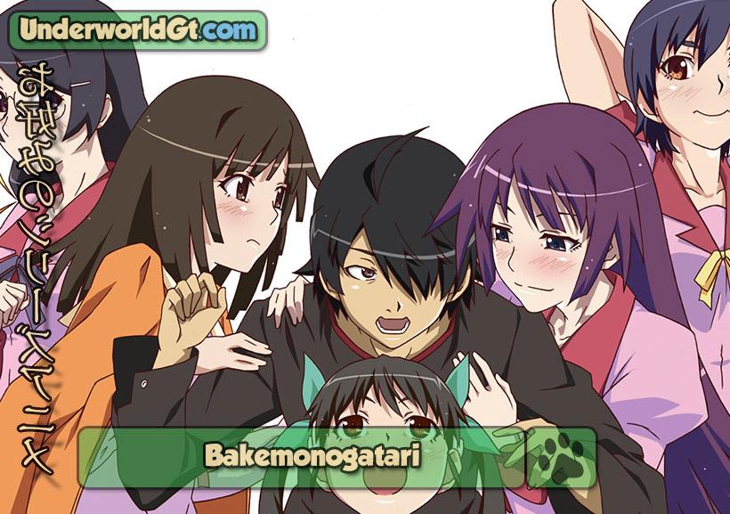 Bakemonogatari SubEspañol Mp4 720p 480p Sin Censura 15/15