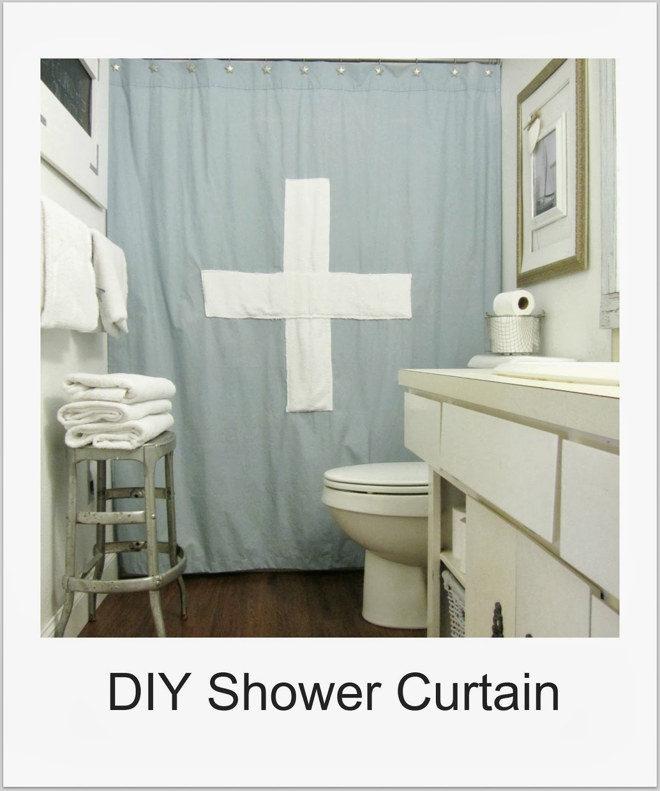 http://thewickerhouse.blogspot.com/2012/11/diy-shower-curtain.html