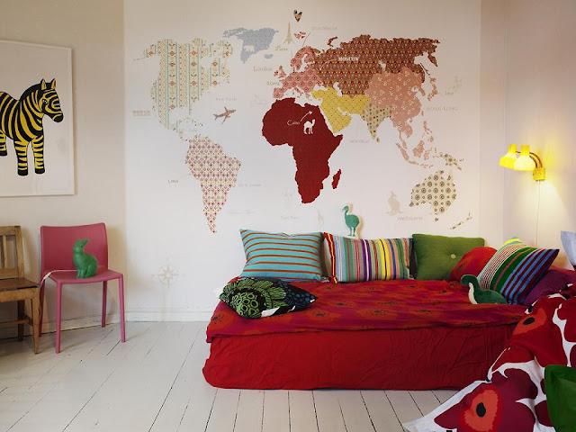 decoração quarto de criança