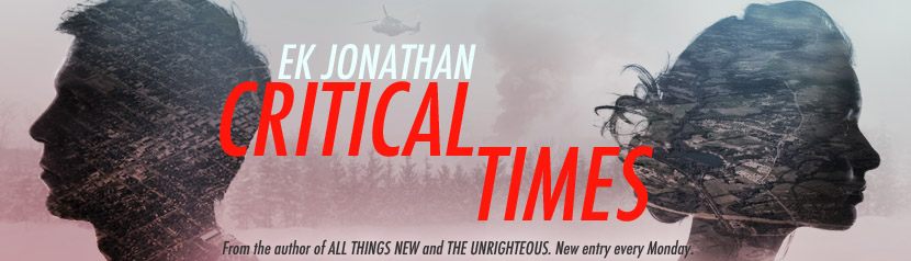 Critical Times - A Novel by EK Jonathan