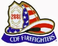 CDF Firefighters