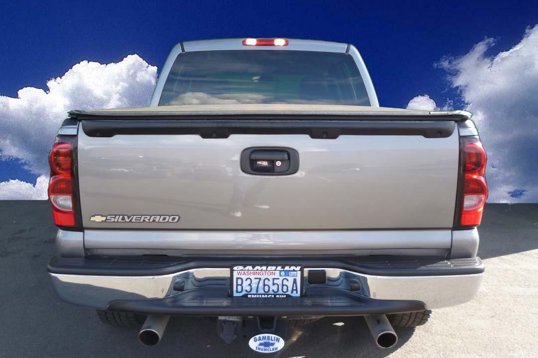 Gamblin motors 2006 chevrolet silverado 1500 pewter for General motors dealership near me