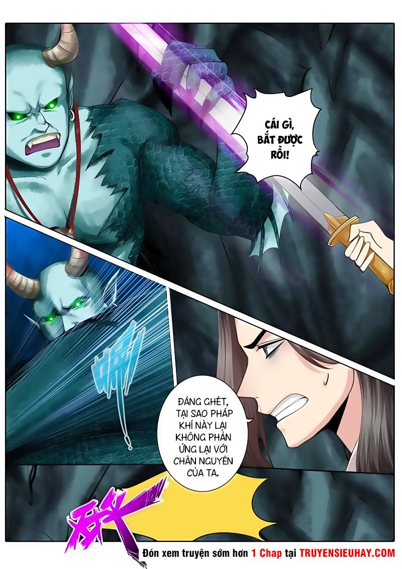 Chư Thiên Ký Chapter 12 - Hamtruyen.vn