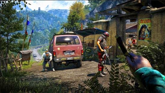 Gameplay Far Cry 4 Limited Edition HD
