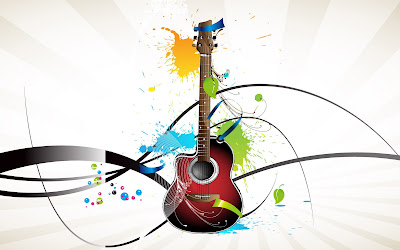 Best abstract guitars wallpapers - HD Abstract Music Wallpapers