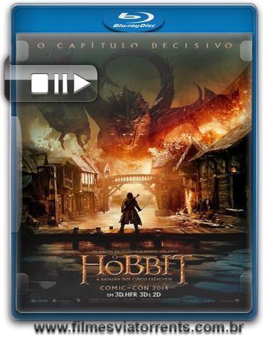QvRfD4F - O Hobbit: A Batalha dos Cinco Exércitos Torrent – BluRay Rip 720p | 1080p Dublado 5.1 (2014)