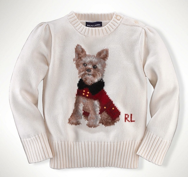 A Perfect Gift Ralph Lauren Hunting Jacket For Dogs And A Girls