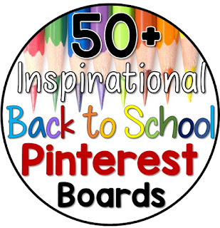 Back to School Pinterest Boards that Inspire