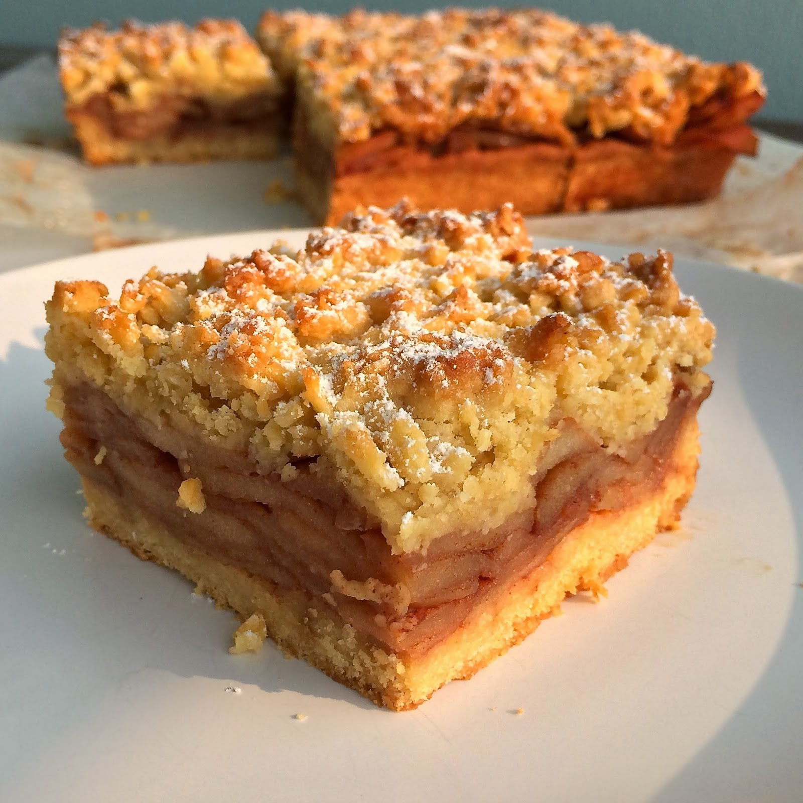 Recipe For Apple Cake For