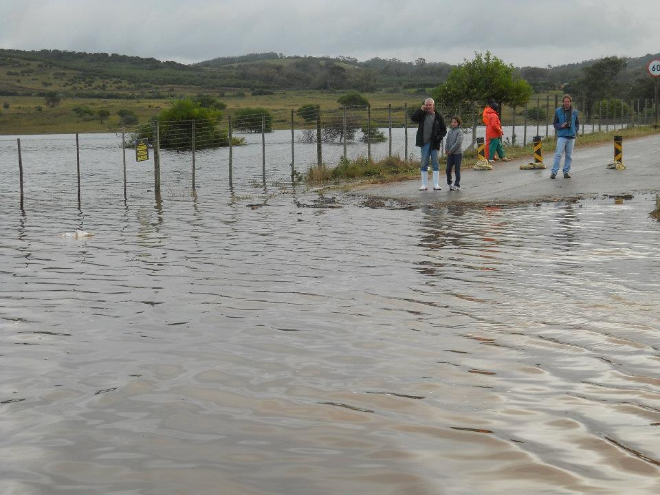 Sa weather and disaster observation service images flooding port elizabeth lake farm 28 july - What is the weather in port elizabeth ...