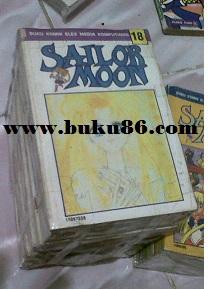Komik Sailor Moon Classic