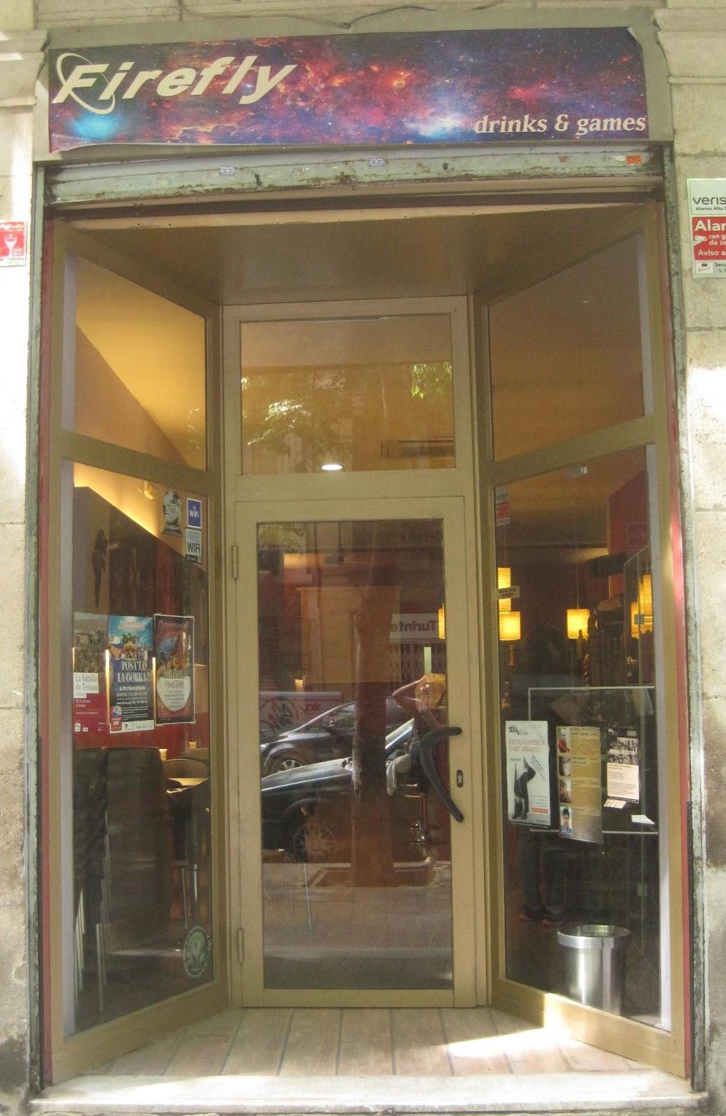 Vida en barcelona puntos de encuentro para jugadores de mesa solitarios - Firefly barcelona ...