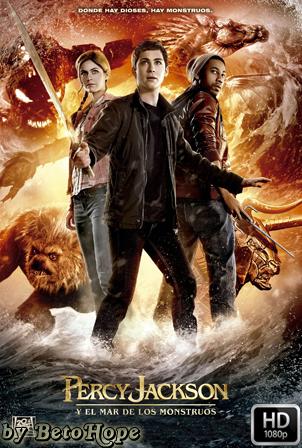 Percy Jackson y El Mar de Los Monstruos [1080p] [Latino-Ingles] [MEGA]