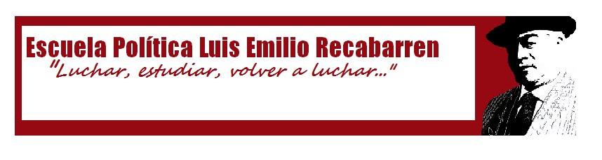 Escuela Política Luis Emilio Recabarren